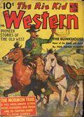 Rio Kid Western (1939-1953 Standard) Pulp Vol. 3 #2