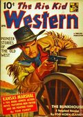 Rio Kid Western (1939-1953 Standard) Pulp Vol. 3 #3