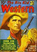 Rio Kid Western (1939-1953 Standard) Pulp Vol. 4 #1