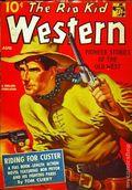Rio Kid Western (1939-1953 Standard) Pulp Vol. 4 #2