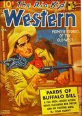 Rio Kid Western (1939-1953 Standard) Pulp Vol. 4 #3