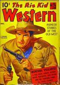 Rio Kid Western (1939-1953 Standard) Pulp Vol. 5 #1
