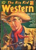 Rio Kid Western (1939-1953 Standard) Pulp Vol. 5 #2