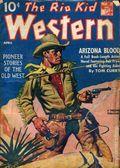 Rio Kid Western (1939-1953 Standard) Pulp Vol. 5 #3