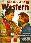 Rio Kid Western (1939-1953 Standard) Pulp Vol. 6 #1