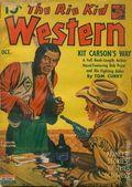 Rio Kid Western (1939-1953 Standard) Pulp Vol. 6 #3