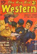 Rio Kid Western (1939-1953 Standard) Pulp Vol. 7 #1