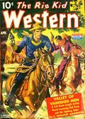 Rio Kid Western (1939-1953 Standard) Pulp Vol. 7 #3