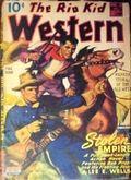 Rio Kid Western (1939-1953 Standard) Pulp Vol. 8 #2