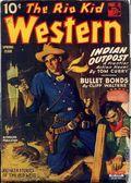 Rio Kid Western (1939-1953 Standard) Pulp Vol. 9 #1