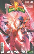 Mighty Morphin Power Rangers (2016 Boom) 35A