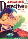 Amazing Detective Tales (1930 Stellar Publications) Pulp Vol. 1 #8