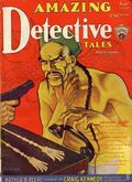 Amazing Detective Tales (1930 Stellar Publications) Pulp Vol. 1 #9