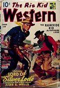 Rio Kid Western (1939-1953 Standard) Pulp Vol. 9 #2