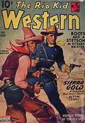 Rio Kid Western (1939-1953 Standard) Pulp Vol. 9 #3