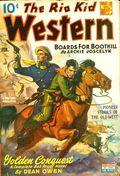 Rio Kid Western (1939-1953 Standard) Pulp Vol. 10 #2