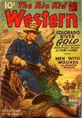 Rio Kid Western (1939-1953 Standard) Pulp Vol. 10 #3