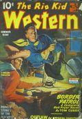 Rio Kid Western (1939-1953 Standard) Pulp Vol. 11 #1