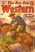 Rio Kid Western (1939-1953 Standard) Pulp Vol. 11 #2