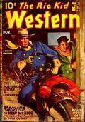 Rio Kid Western (1939-1953 Standard) Pulp Vol. 11 #3