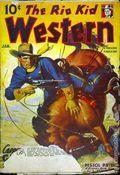 Rio Kid Western (1939-1953 Standard) Pulp Vol. 12 #1