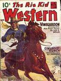 Rio Kid Western (1939-1953 Standard) Pulp Vol. 12 #2