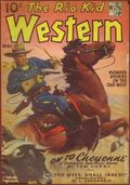 Rio Kid Western (1939-1953 Standard) Pulp Vol. 12 #3