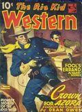 Rio Kid Western (1939-1953 Standard) Pulp Vol. 13 #1
