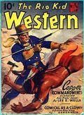 Rio Kid Western (1939-1953 Standard) Pulp Vol. 13 #3