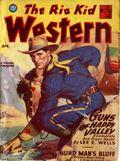 Rio Kid Western (1939-1953 Standard) Pulp Vol. 14 #2