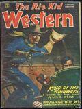 Rio Kid Western (1939-1953 Standard) Pulp Vol. 15 #1