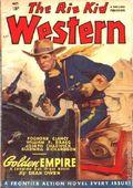 Rio Kid Western (1939-1953 Standard) Pulp Vol. 15 #2