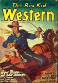 Rio Kid Western (1939-1953 Standard) Pulp Vol. 15 #3