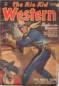 Rio Kid Western (1939-1953 Standard) Pulp Vol. 16 #3
