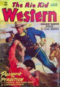 Rio Kid Western (1939-1953 Standard) Pulp Vol. 17 #1