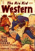 Rio Kid Western (1939-1953 Standard) Pulp Vol. 17 #2