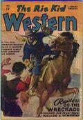 Rio Kid Western (1939-1953 Standard) Pulp Vol. 17 #3