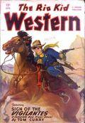 Rio Kid Western (1939-1953 Standard) Pulp Vol. 18 #2