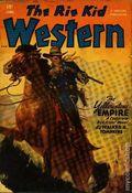 Rio Kid Western (1939-1953 Standard) Pulp Vol. 18 #3