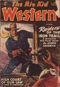 Rio Kid Western (1939-1953 Standard) Pulp Vol. 20 #1