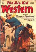 Rio Kid Western (1939-1953 Standard) Pulp Vol. 20 #2