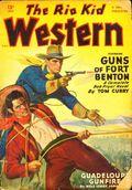 Rio Kid Western (1939-1953 Standard) Pulp Vol. 20 #3
