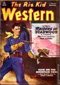 Rio Kid Western (1939-1953 Standard) Pulp Vol. 22 #1