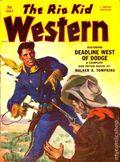 Rio Kid Western (1939-1953 Standard) Pulp Vol. 22 #3