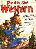 Rio Kid Western (1939-1953 Standard) Pulp Vol. 23 #1
