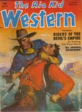 Rio Kid Western (1939-1953 Standard) Pulp Vol. 23 #2