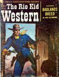 Rio Kid Western (1939-1953 Standard) Pulp Vol. 25 #3