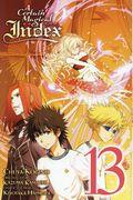 A Certain Magical Index GN (2015- A Yen Press Digest) 13-1ST