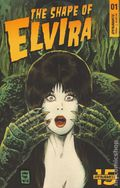 Elvira The Shape of Elvira (2018 Dynamite) 1A