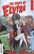 Elvira The Shape of Elvira (2018 Dynamite) 1B